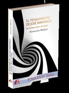 Libro sobre Saramago, de Editorial Adarve