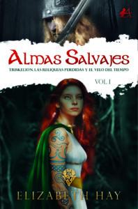 Libro Almas salvajes, de Editorial Adarve
