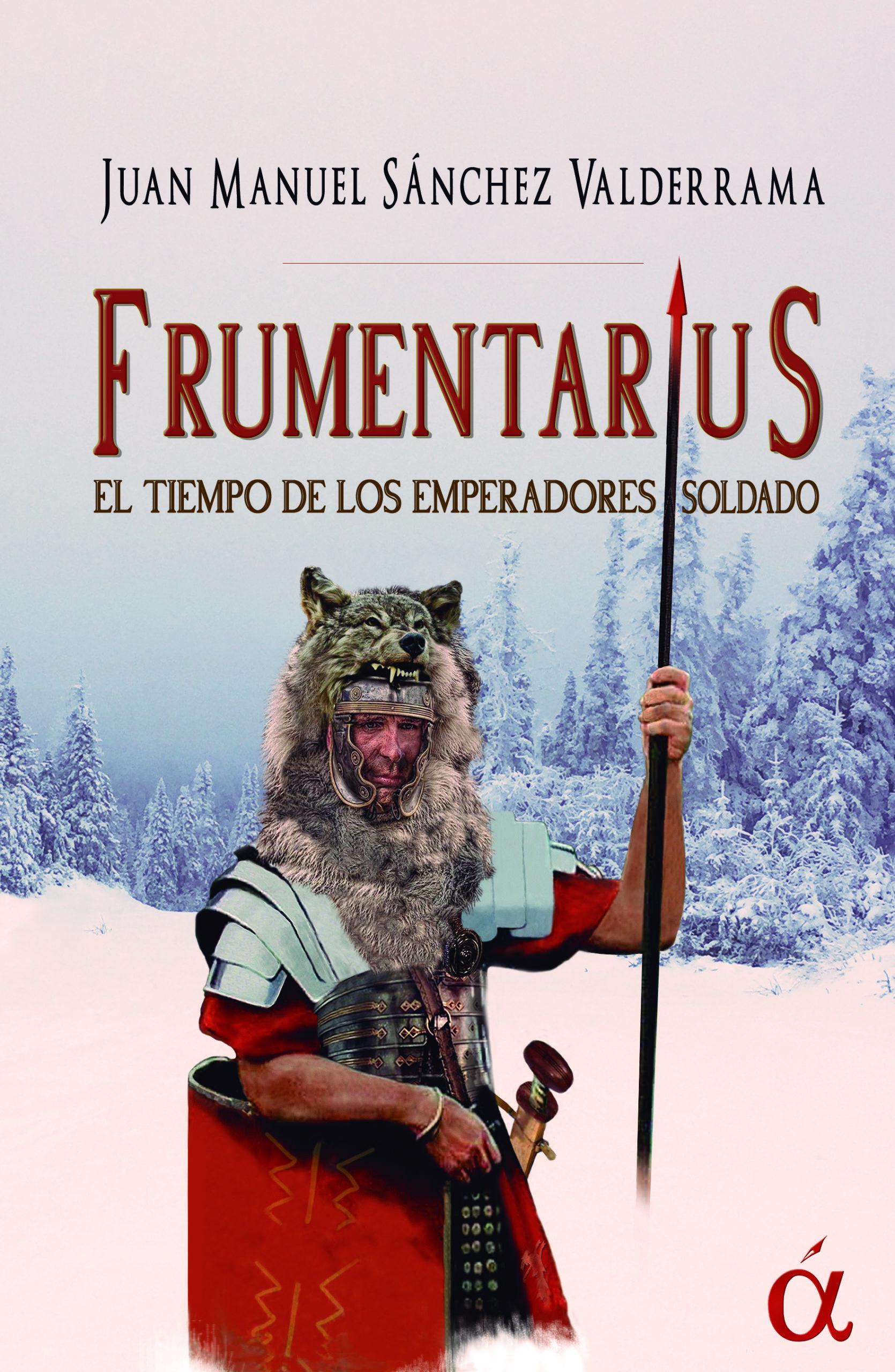 Grupos editoriales españoles. Libro Frumentarius