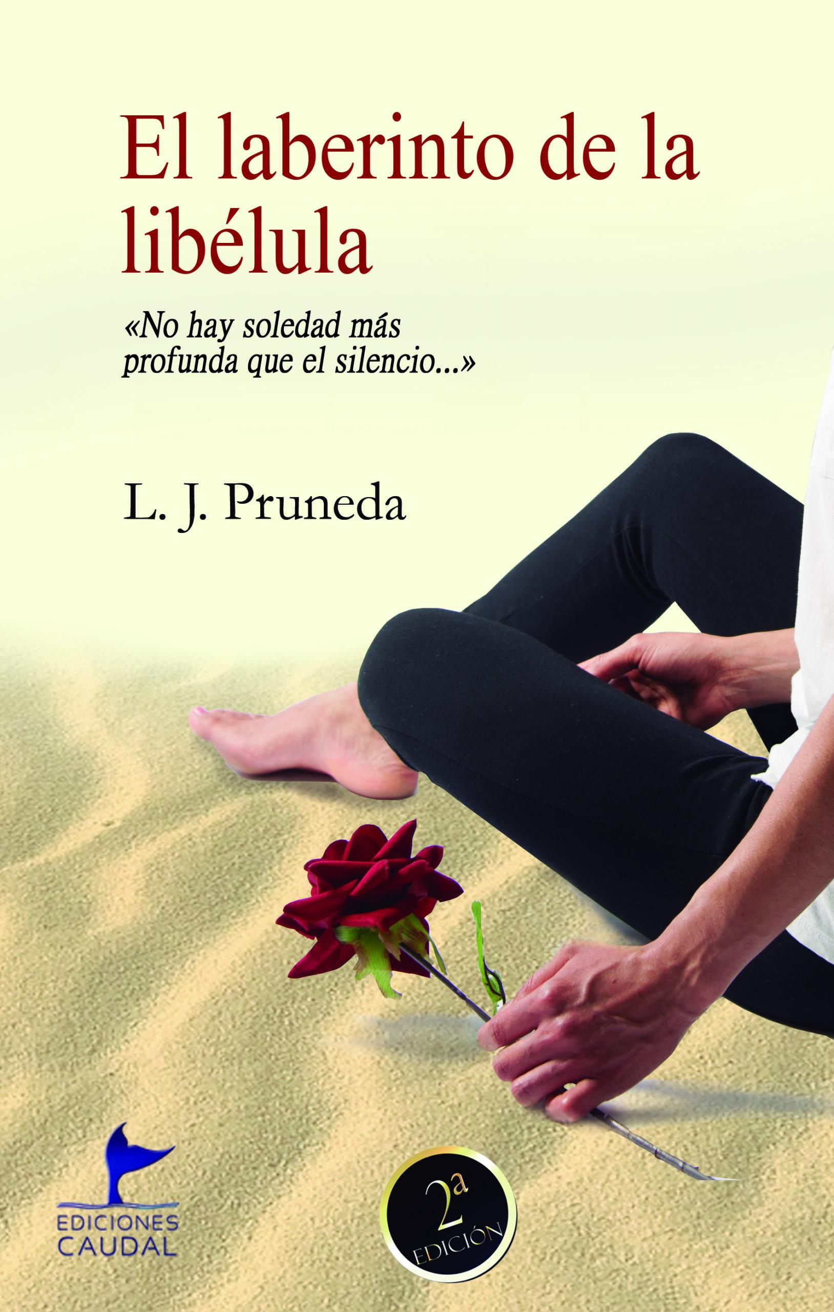 Grupos editoriales españoles. Libro El laberinto de la libélula