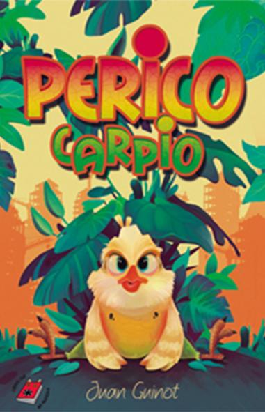 Grupos editoriales españoles - Libro Perico Carpio