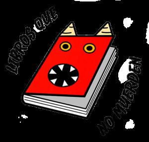 Logo Libros que no muerden